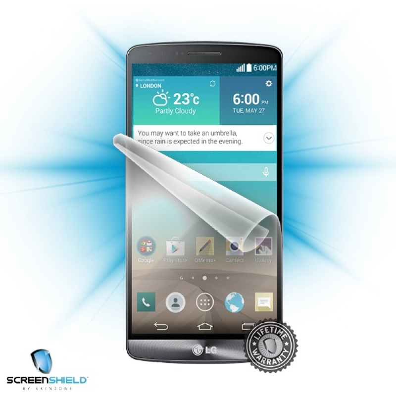 ScreenShield fólie pro LG D855 G3