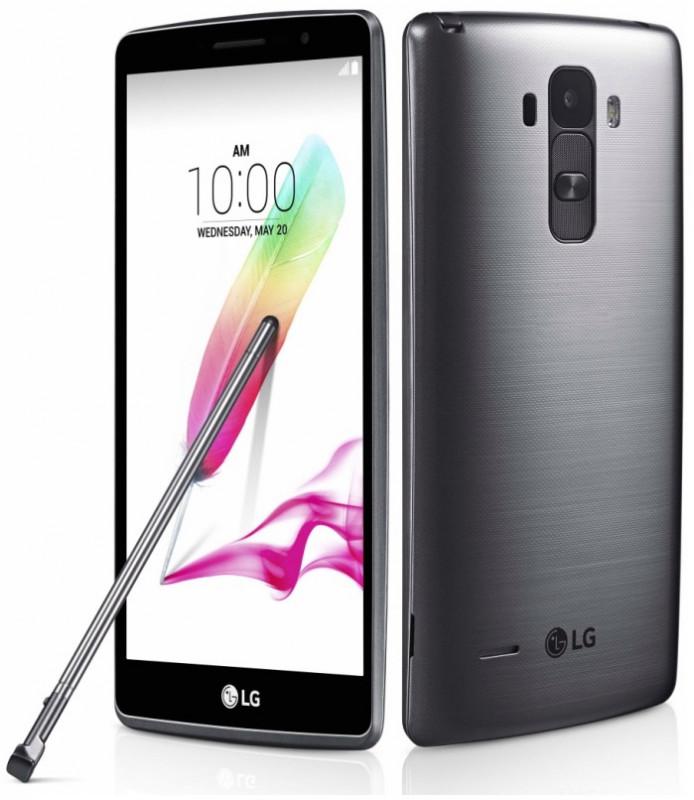 LG G4 Stylus (H635) Silver