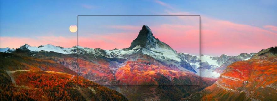 OLED poskytuje úchvatné barvy