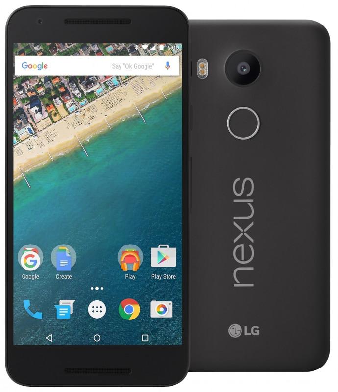 LG Nexus 5x (H791) 16GB Black