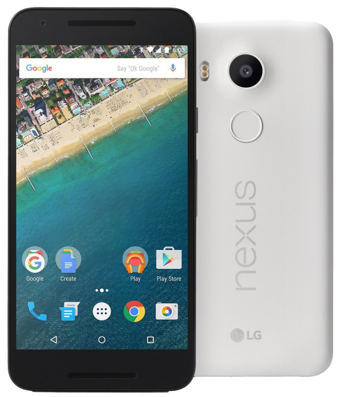 LG Nexus 5x (H791) 32GB White