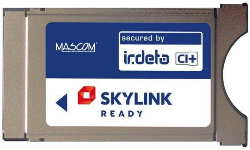 Modul MASCOM IRDETO CI+ 1.3 (Skylink Ready)