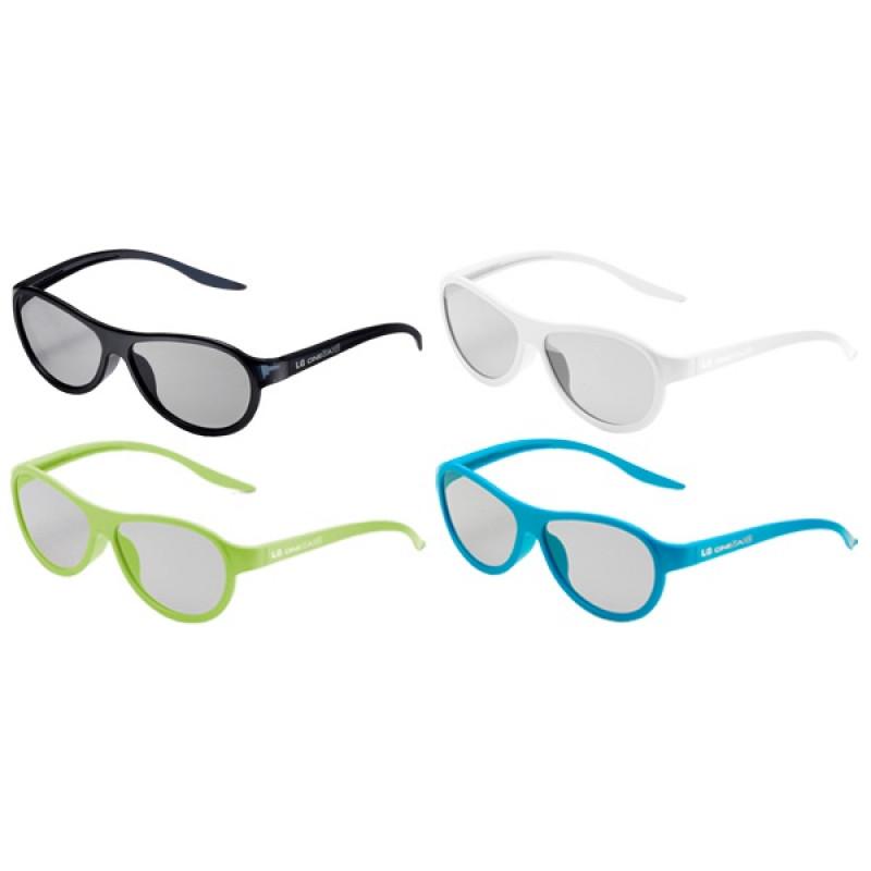 3D brýle LG AG-F315 party pack 4ks
