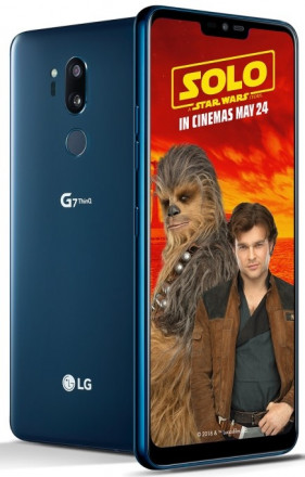 LG G7 ThinQ New Moroccan Blue