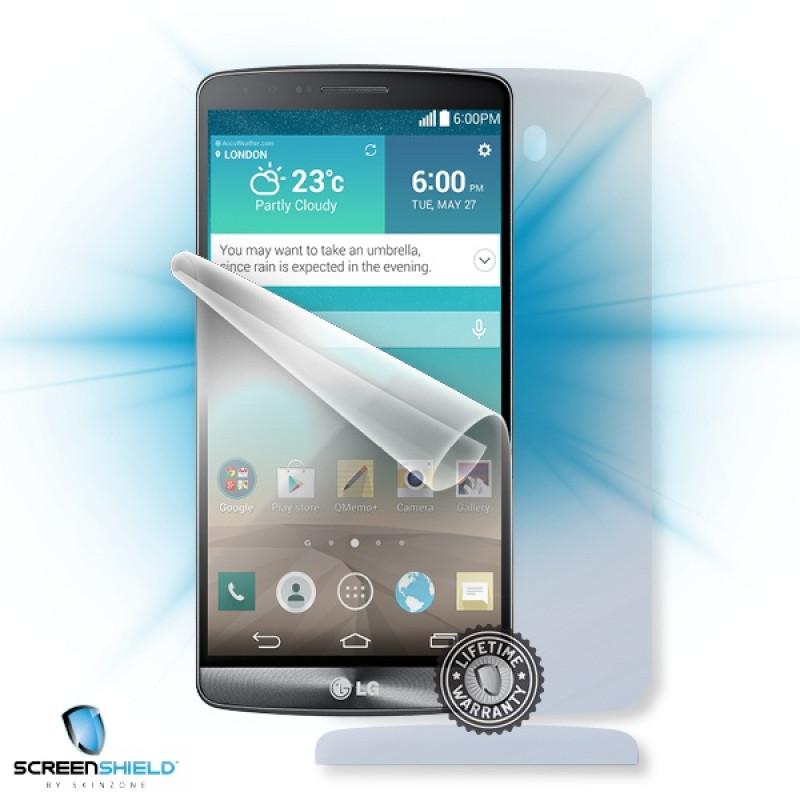 ScreenShield fólie pro LG D855 G3 + tělo