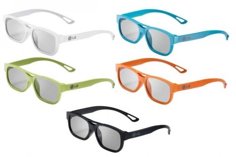 3D brýle LG AG-F215 - 1ks