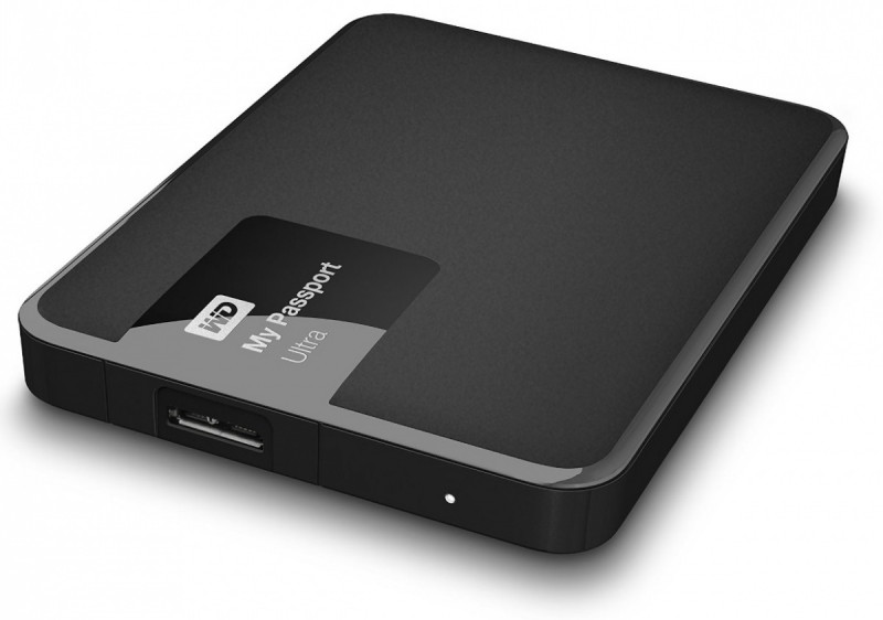 Externí Harddisk Western Digital My Passport Ultra 500GB