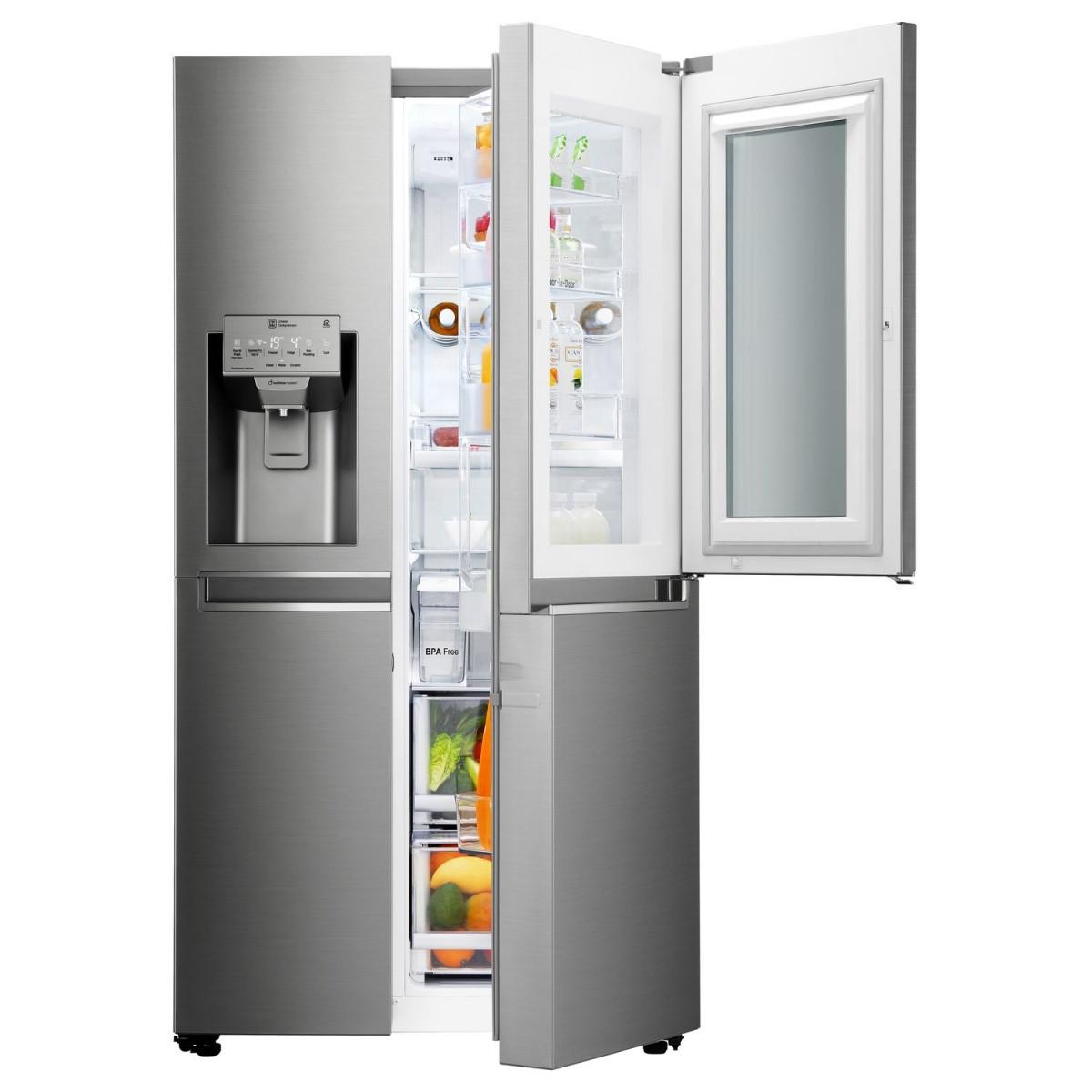 Lg Fridge Lg Gbb530nscfe Fridge Freezer Review 100 Lg 30