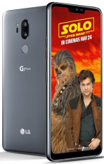 LG G7 ThinQ New Platinum Gray