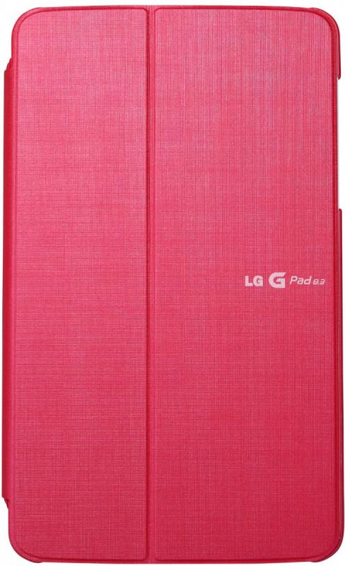 LG QuickPad pouzdro CCF-310 růžové pro G Pad 8.3
