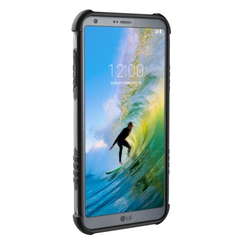 UAG Plasma case Ice kryt pro LG G6 - clear